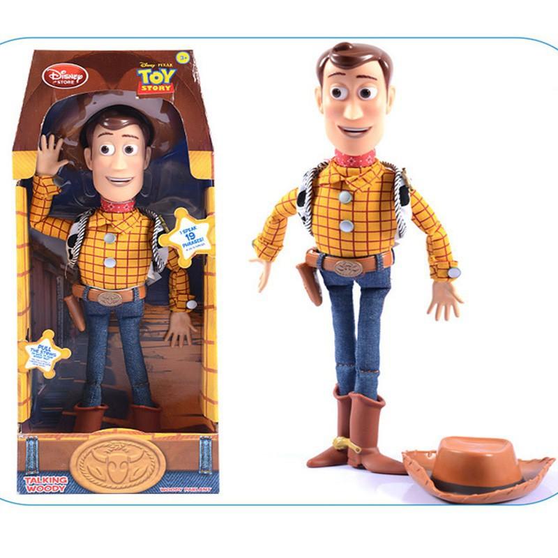 Mô hình đồ chơi nhân vật Woody trong phim Toy Story 40cm