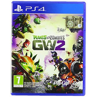 Đĩa Game PS4: Plants vs Zombies: Garden Warfare 2