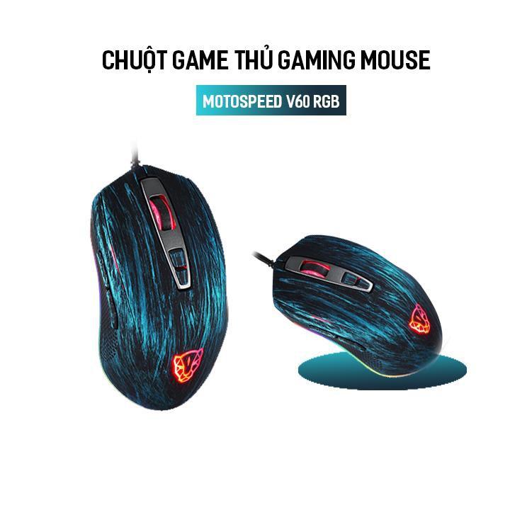 Bộ sưu tập chuột game thủ Motospeed