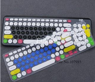 Miếng Dán Bảo Vệ Bàn Phím Laptop Không Dây Bằng Silicon Cho Logitech K780 K 780 thumbnail