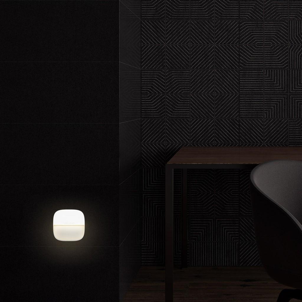 FREESHIP - Đèn ngủ cảm ứng chính hãng Xiaomi Yeelight YLYD09Y đèn ngủ cảm biến ánh sáng tự sáng đèn khi trời tối