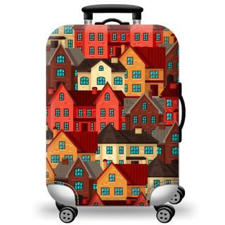 Túi bọc bảo vệ vali- Ngôi nhà thumbnail