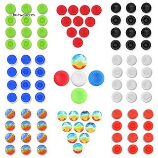 Set 10 vỏ bọc bảo vệ nút điều khiển chơi game Xbox One 360 PS4 thumbnail