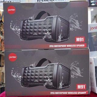 Loa Bluetooth JONTER M91 Chống Nước