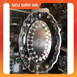 Dĩa Hột Xoài Inox OANHTAFAC Inox 304 cao cấp không gỉ loại dày