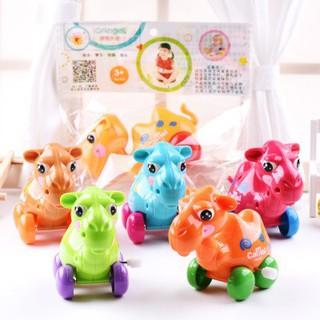 [XẢ KHO GIÁ SỐC] đồ chơi đáng yêu cho bé – Thú vặn cót nhiều mẫu siêu yêu