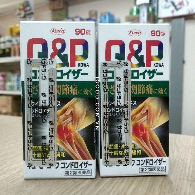 Viên uống bổ xương khớp Q&P Kowa Nhật Bản - 2431780 , 669043393 , 322_669043393 , 550000 , Vien-uong-bo-xuong-khop-QP-Kowa-Nhat-Ban-322_669043393 , shopee.vn , Viên uống bổ xương khớp Q&P Kowa Nhật Bản