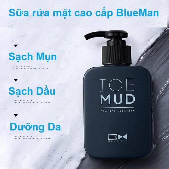 (Xả Kho) Sữa Rửa Mặt Nam BlueMan 5in1