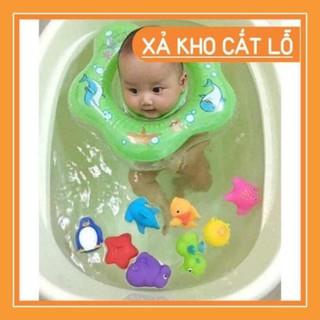 [FreeShip_Xả Kho 1 Ngày] Phao Cổ Cho Trẻ Em Tập Bơi An Toàn