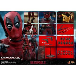 Mô hình Hot Toys Deadpool 2.0 1/6