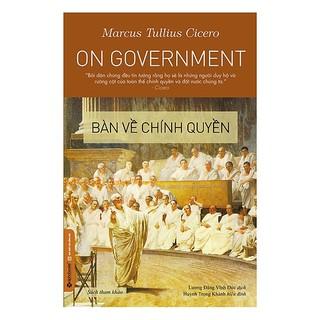 Sách - Bàn về chính quyền thumbnail