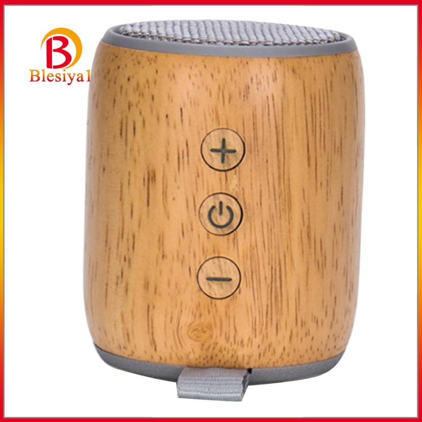 Loa Bluetooth Màu Đen Không Dây Tiện Dụng Mang Đi Ngoài Trời Blesya1