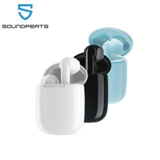 Tai nghe không dây SoundPEATS TrueAir Bluetooth 5.0 âm thanh nổi Hi-Fi APTX với chip Qualcomm CVC cảm ứng chống ồn