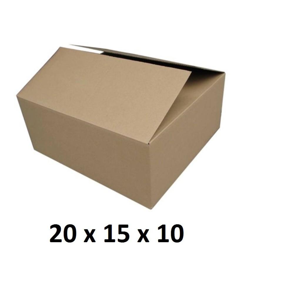 20x15x10 Combo 50 hộp carton đóng hàng - 3024514 , 609099316 , 322_609099316 , 170000 , 20x15x10-Combo-50-hop-carton-dong-hang-322_609099316 , shopee.vn , 20x15x10 Combo 50 hộp carton đóng hàng