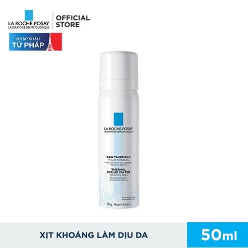 Bộ đôi kem dưỡng giảm mụn, ngừa thâm La Roche Posay Effaclar Duo+ 40ml và Xịt khoáng làm dịu da 50ml
