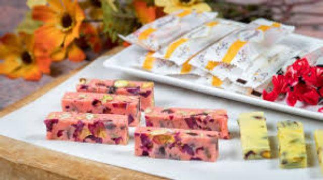 MS00938 Giấy gạo gói kẹo nougat, kẹo sữa 500 tờ