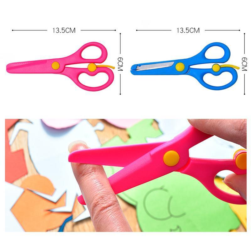 # Bộ đồ chơi cắt giấy tạo hình cho bé #