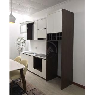 Tủ bếp hệ tiêu chuẩn