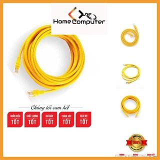 Dây cáp mạng Internet, dây lan bấm sẵn 2 đầu dài 1.5m, 3m, 5m Home Computer thumbnail