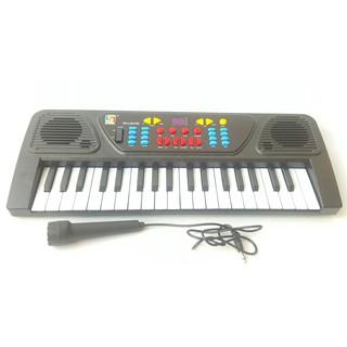 Đàn piano đồ chơi mini cho bé tập hát