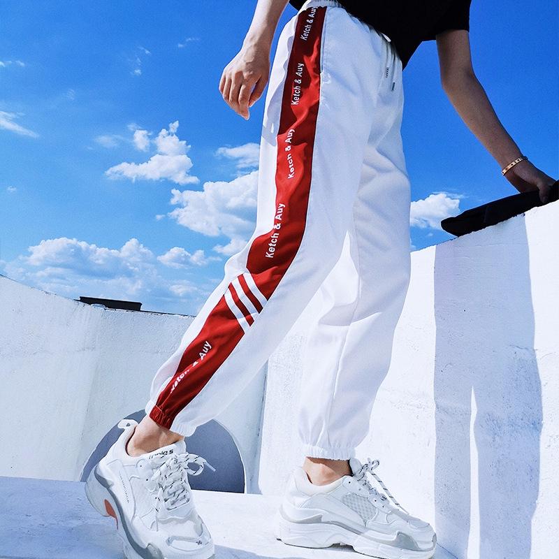 Quần thể thao dài ống rộng thời trang cá tính cho nữ - 14395354 , 2398207942 , 322_2398207942 , 284400 , Quan-the-thao-dai-ong-rong-thoi-trang-ca-tinh-cho-nu-322_2398207942 , shopee.vn , Quần thể thao dài ống rộng thời trang cá tính cho nữ