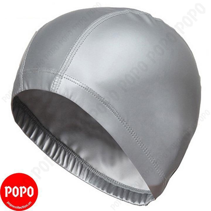 Mũ bơi, nón bơi vải Spandex CA36 POPO Collection mềm mại, đàn hồi Bạc - 10078661 , 1293103516 , 322_1293103516 , 99000 , Mu-boi-non-boi-vai-Spandex-CA36-POPO-Collection-mem-mai-dan-hoi-Bac-322_1293103516 , shopee.vn , Mũ bơi, nón bơi vải Spandex CA36 POPO Collection mềm mại, đàn hồi Bạc