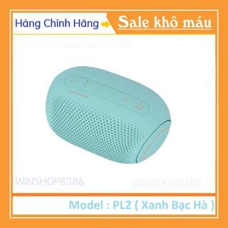 Loa Xboom Bluetooth LG PL2B Màu Xanh Bạc Hà 100% Chính Hãng