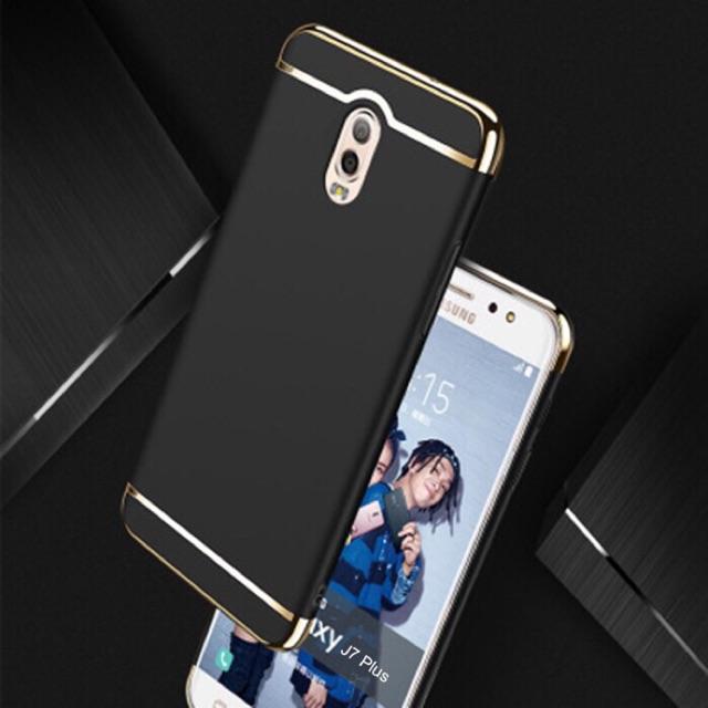 Ốp 3 mảnh Samsung J7 plus