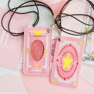 [KINGDOMFOX] Bọc đựng thẻ Cardcaptor Sakura