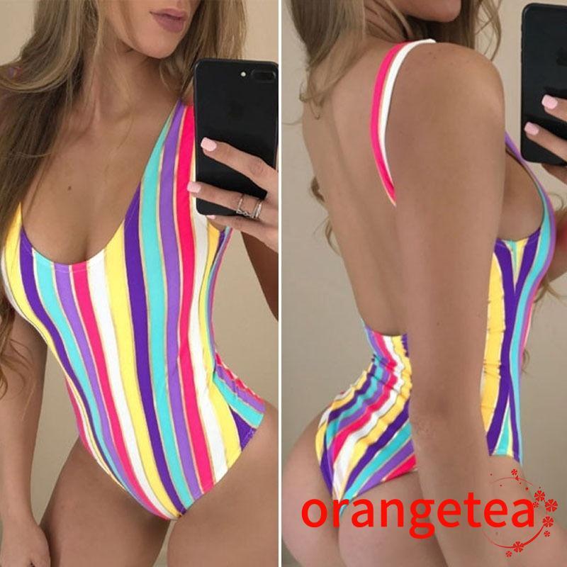 Mặc gì đẹp: Tắm biển vui với Đồ tắm một mảnh có hỗ trợ nâng ngực quyến rũ cho nữ