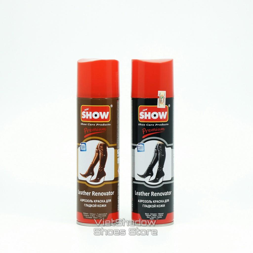 Xi sịt chăm sóc giày và các SP từ da thuộc   Leather Renovator xuất xứ châu âu - Made in Turkey