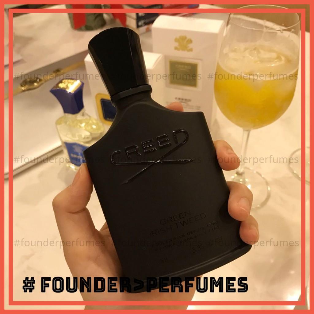 [S.A.L.E]  Nước Hoa Mẫu Thử Nước hoa unisex 𝘾𝙍𝙀𝙀𝘿 𝙂𝙍𝙀𝙀𝙉 #.founderperfume