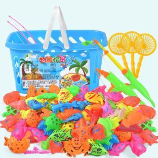 Bộ đồ chơi câu cá vuông bằng từ tính siêu thú vị dành cho các bé