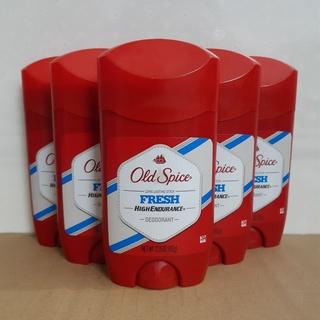 Combo 5 chai lăn khử mùi cơ thế Oldspice 65g