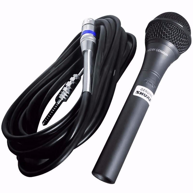 [FREESHIP 99K]_Micro karaoke có dây shure 959