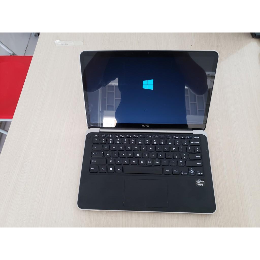 Laptop cũ dell xps 13 i7 3537u ram 8gb ssd 256g màn hình 13.3 inch fullhd ips