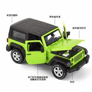 Mô Hình Xe Jeep Đồ Chơi