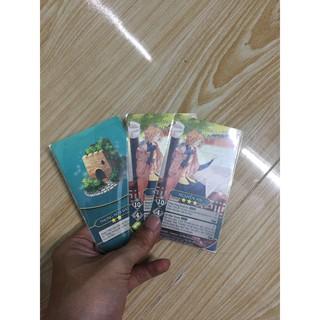 Set 3 thẻ bài NAn + Phong Hỏa Đài