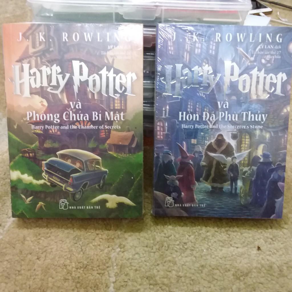 Sách -Harry Potter và phòng chứa bí mật và Hòn đá phù thủy - 2852 - 3509612 , 1158355964 , 322_1158355964 , 285000 , Sach-Harry-Potter-va-phong-chua-bi-mat-va-Hon-da-phu-thuy-2852-322_1158355964 , shopee.vn , Sách -Harry Potter và phòng chứa bí mật và Hòn đá phù thủy - 2852
