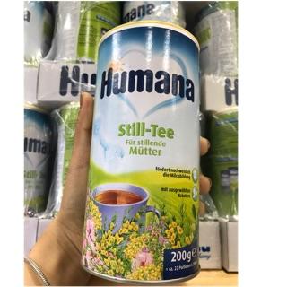 Trà Tăng tiết sữa Humana của Đức - 400gr