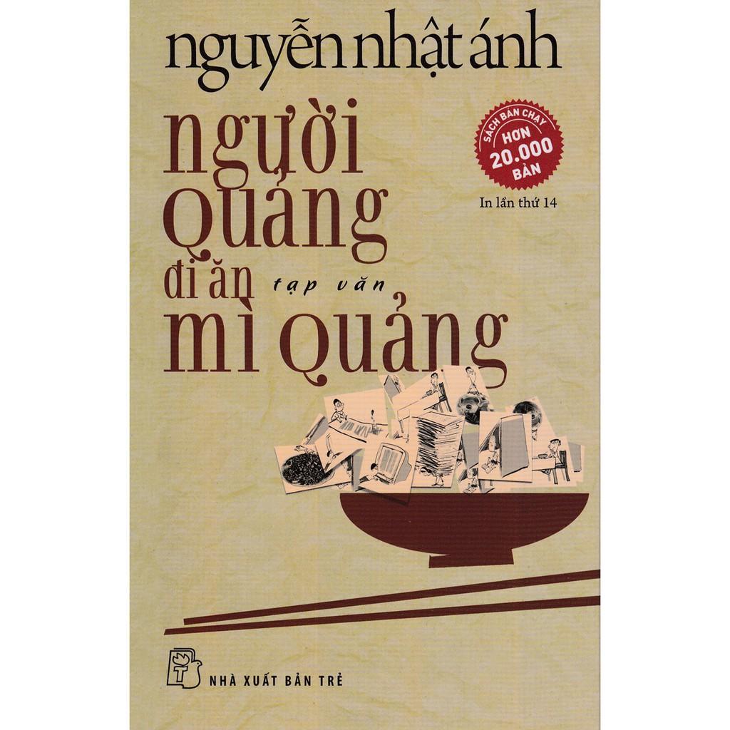 Sách - Người Quảng đi ăn mì Quảng