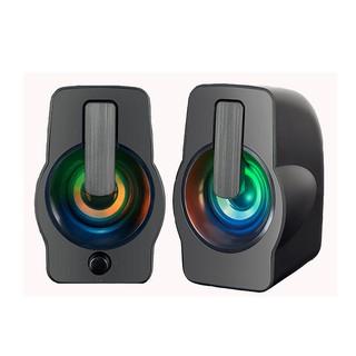 Loa Vi Tính Bosston Z210 Đèn Led RGB Cực Đẹp