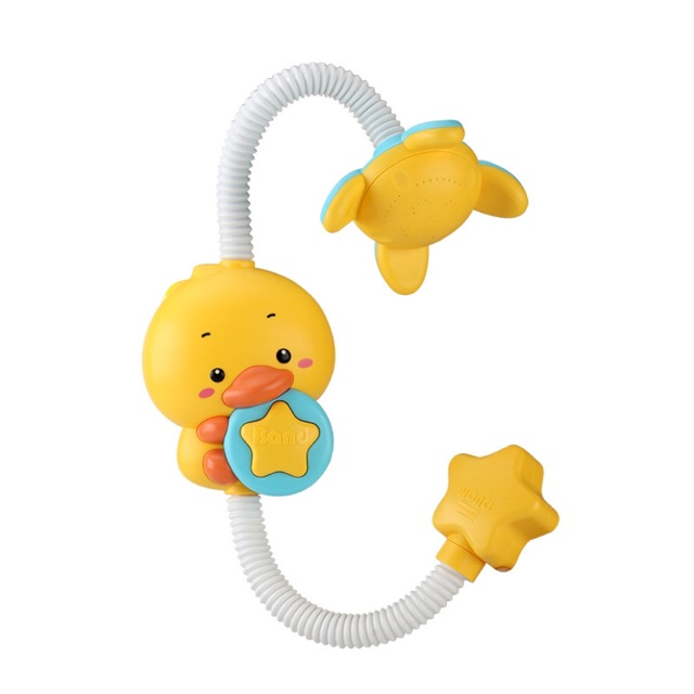 Vòi sen vịt đồ chơi nhà tắm