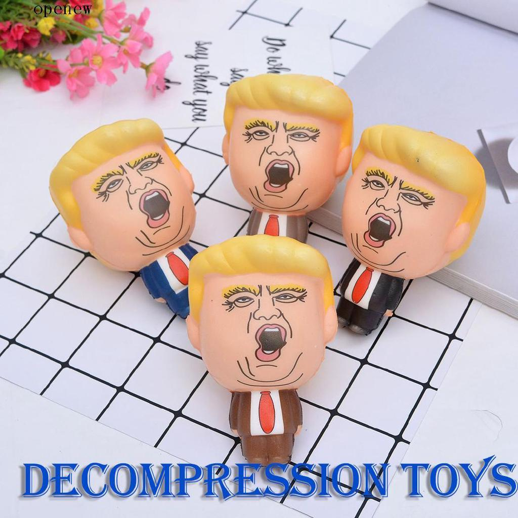 op Anti-Stress Squeeze Toy Soft Funny Doll Relief Toy