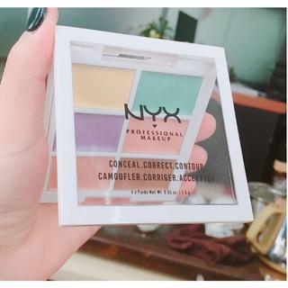 Che Khuyết Điểm 6 Ô NYX Color Correcting Concealer thumbnail