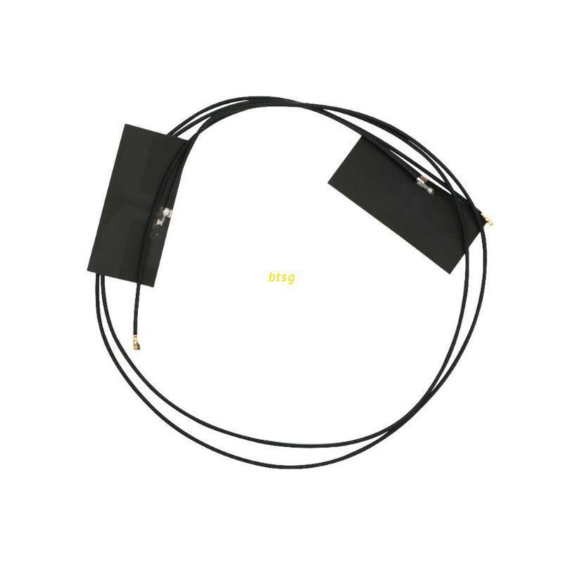 1 Cặp Ăng Ten Không Dây Mini Pci-E M.2 Cho Máy Tính Xách Tay Ngff Wifi Wlan