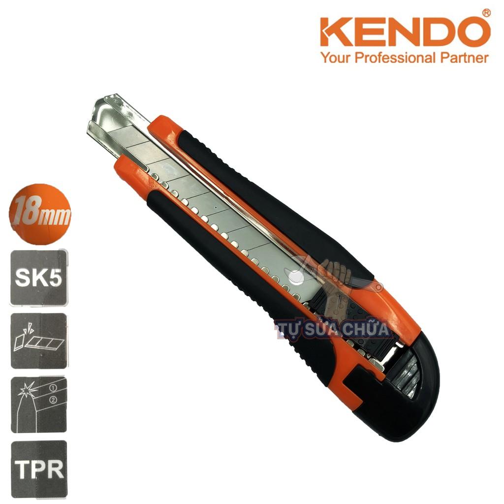 Dao rọc giấy Kendo 18mm 30615
