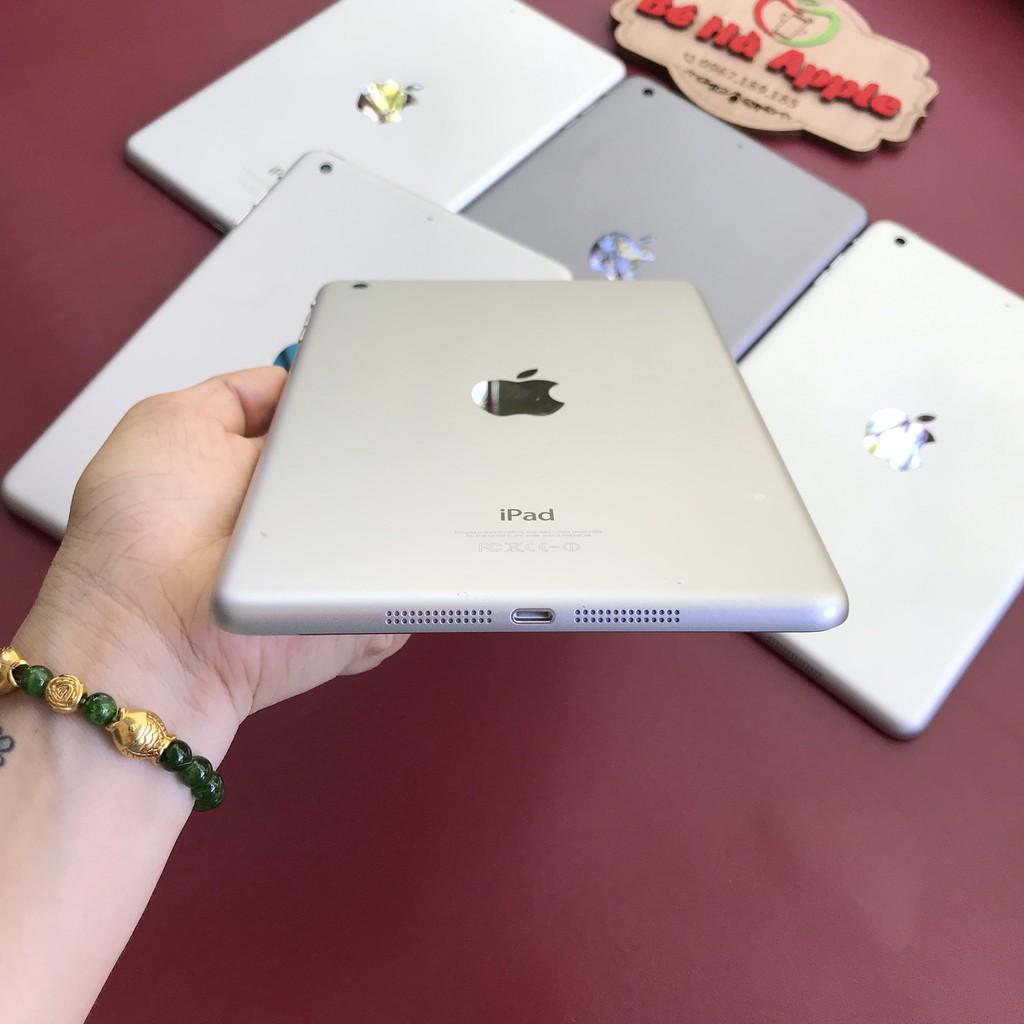 [Mã ELMT1M5 hoàn 6% đơn 1.5TR] IPad Mini 2 - 16Gb/32/64GB (Bản Wifi) Quốc tế Zin Đẹp 99% (TẶNG BAO DA)