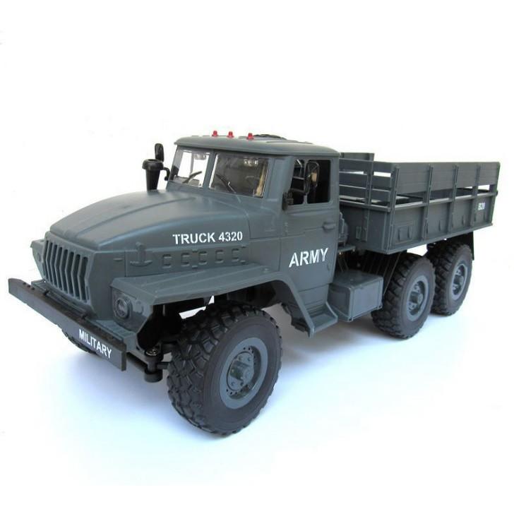 Xe tải quân sự MZ Army Truck 4320 – Ural 6×6 1:12