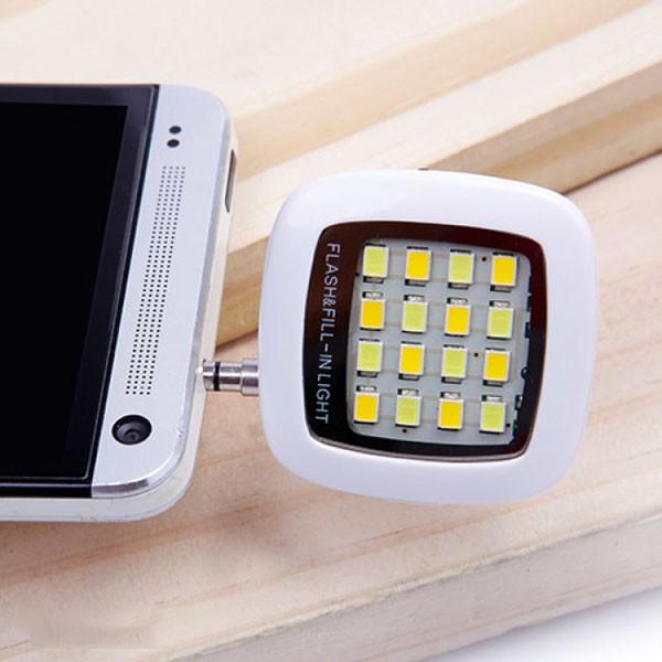 Đèn Flash Led siêu sáng điện thoại hỗ trợ chụp hình 16 bóng P14 - 9997672 , 788090792 , 322_788090792 , 60000 , Den-Flash-Led-sieu-sang-dien-thoai-ho-tro-chup-hinh-16-bong-P14-322_788090792 , shopee.vn , Đèn Flash Led siêu sáng điện thoại hỗ trợ chụp hình 16 bóng P14